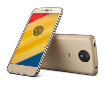 Lenovo Moto C Plus DS gsm tel. 16+2GB Gold