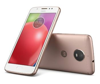 Lenovo Moto E4 DS gsm tel. Blush Gold