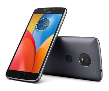 Lenovo Moto E4 Plus DS gsm tel. Iron Grey