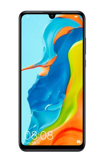 Huawei P30 Lite DualSIM gsm tel. 4+128GB Midnight Black