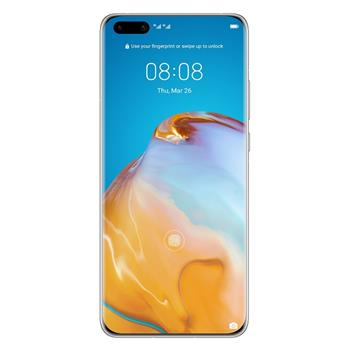 Huawei P40 Pro DualSIM gsm tel. Silver Frost