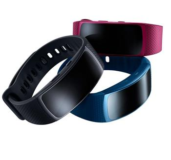 Samsung Galaxy Gear Fit2 SM-R360 Black