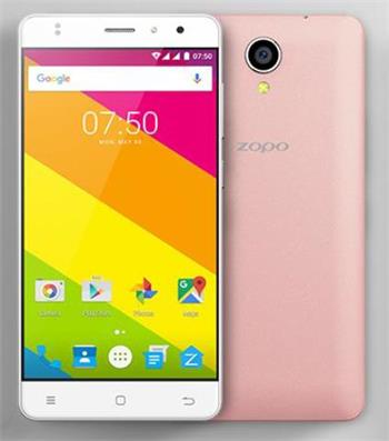 ZOPO Color C2 gsm tel. Rose Gold
