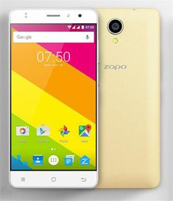 ZOPO Color C2 gsm tel. Champagne Gold